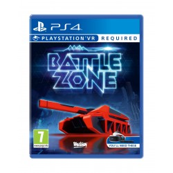 Battlezone – Playstation 4 VR Game