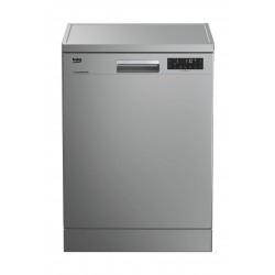 Beko 8 Program Free Standing Dishwasher - DFN28420S