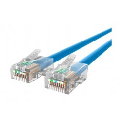 Belkin CAT6 Ethernet Patch Cable, RJ45, 5M - A3L981BT05MBLHS