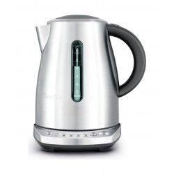 Breville 2400W 1.7L Smart Kettle (BKE720BSS) – Black / Silver