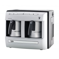 Beko BKK2113 Turkish Coffee Maker 1200W Double Pot