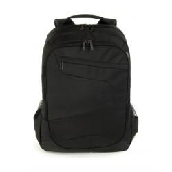 Tucano Laptop Backpack 15-17-inch - Black