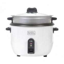 Black + Decker Rice Cooker - 900 W