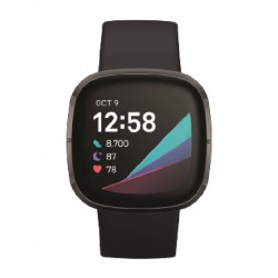 Fitbit Sense Smart Watch - Black