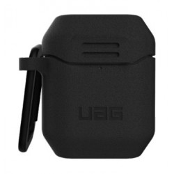 UAG Apple Airpods Gen 1& 2 Silicone Case V2 - Black