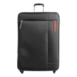 American Tourister Art Marina 70 CM Soft Luggage - Black