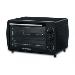 Black + Decker Electric Toaster Oven - 19 L