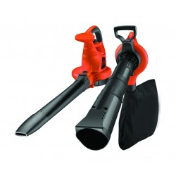 Black+Decker 3000W 50L Leaf Blower and Vacuum - (GW3030-B5)