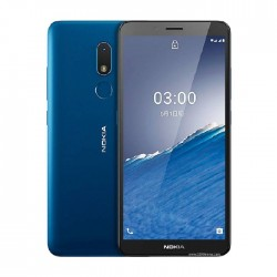 Nokia C3 16GB Phone – Nordic Blue