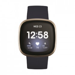 Fitbit Versa 3 Smart Watch - Blue
