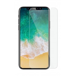 BodyGuardz Pure 2 Edge Tempered Glass Screen Protector for iPhone Xs Max - Clear