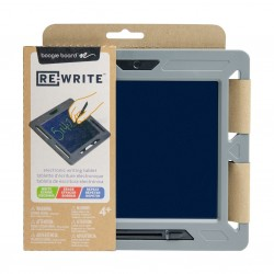 Boogie Board Re-Write e-Writer - Black/Grey