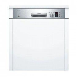 Bosch Built-In 60cm Dishwasher - Stainless Steel (SMI53D05GC)