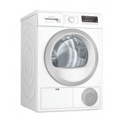 Bosch Series4 8 kg Condenser Tumble Dryer (WTN86200GC) - White