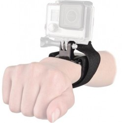Bower Xtreme Action Series Velcro Wrist Strap for GoPro - Black
