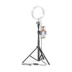 """Bower 8"""" Selfie Ring Studio Light"""