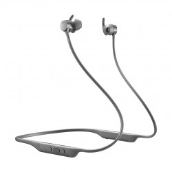 Bowers & Wilkins PI4 Noise Cancelling Wireless Earphones - Silver