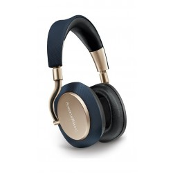 Bowers & Wilkins PX Active Noise Cancelling Wireless Headphone - Light Gold