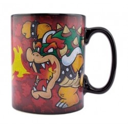 Paladone Bowser Heat Change XL Mug