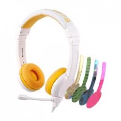 BuddyPhones School+ Wired Yellow Kids Gaming Headphones in Kuwait | Buy Online – Xcite