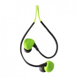 BoomPods SportsPods Race Green Wired Earphones in Kuwait | Buy Online – Xcite