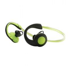 BoomPods SportsPods Night Vision Green Wireless Earphones in Kuwait | Buy Online – Xcite