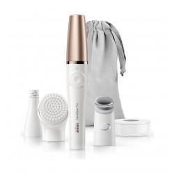 Braun FaceSpa Pro 911 Epilator 3-in-1 Facial Epilating Vitalizing & Skin Toning System