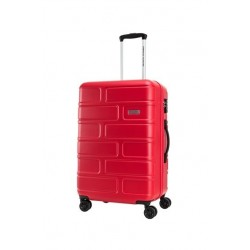 American Tourister Bricklane 69CM Hard Luggage (GE3X80006) - Red