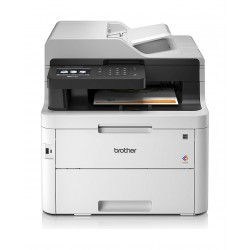 Brother 4-in-1 wired and wireless colour LED Laser Printer - (MFC-L3750CDW)