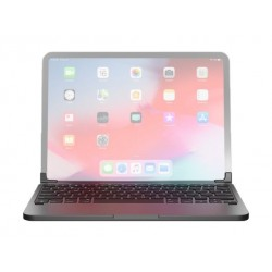 Brydge Bluetooth Keyboard for 12.9-inch iPad Pro - Space Grey