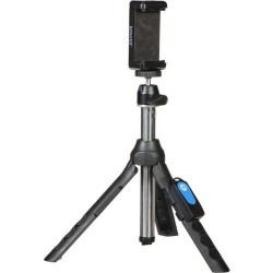 Bower Mini Tri-Selfiepod With Remote - Blue