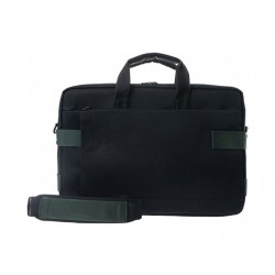 Tucano 15.6 Inch Stria Slim Laptop Bag (TC-BSTR15) - Black