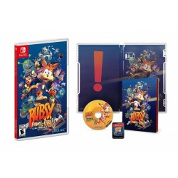 Bubsy Paws on Fire! Limited Edition - Nintendo Switch Game