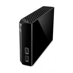 Seagate Backup Plus Hub 6TB External Hard Drive Desktop HDD - Black