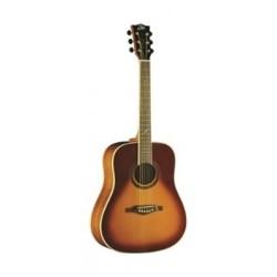 EKO One D Vintage Burst Acoustic Guitar