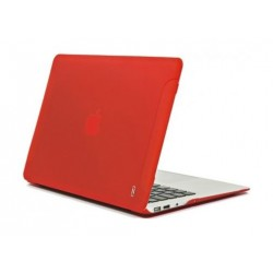 Aiino Glossy Case for MacBook Pro 13 - Red