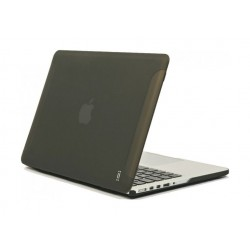 Aiino Matte Case for MacBook Retina 13 - Black