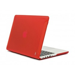 Aiino Matte Case for MacBook Retina 13 - Red