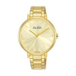Alba 36mm Analog Ladies Metal Watch (AH8540X1) - Gold