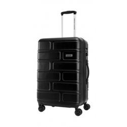 American Tourister Bricklane Hard Luggage 55cm - Black