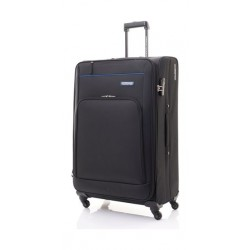 American Tourister Brook Spinner Soft Luggage 80cm - Black