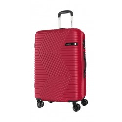American Tourister Ellen Spinner Hard Luggage 68cm - Red