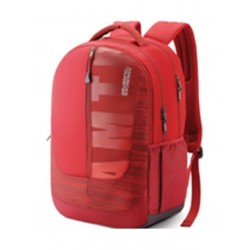 American Tourister Pop Teen School Bag - Red