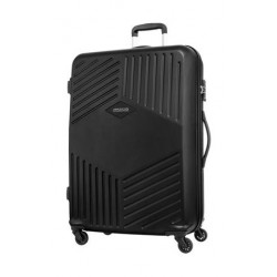 American Tourister Trillion Hard Luggage 55cm - Black