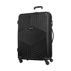 American Tourister Trillion Hard Luggage 79cm - Black