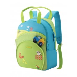American Tourister Woodle Kids School Bag - Lime Farm