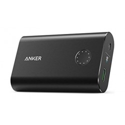 Anker Powercore 10050 Qualcomm Power Bank (A1311H11) - Black