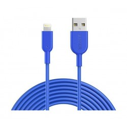 Anker PowerLine II Lightning Cable 3m - Blue