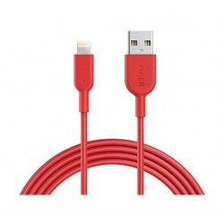 Anker PowerLine II Lightning Cable 1m - Red