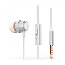 Anker SoundBuds Mono Single Wired Earphones - Silver